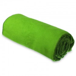 Serviette microfibre S 40x80 Drylite Towel Sea to Summit verte