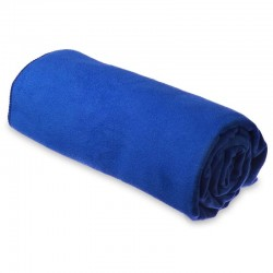 Serviette microfibre M 50x100 Drylite Towel Sea to Summit bleue