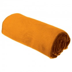 Serviette microfibre L 60x120 Drylite Towel Sea to Summit orange