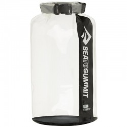 Sac étanche transparent Clear Stopper 13 litres Sea to Summit