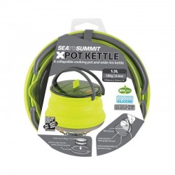 Bouilloire pliante XPOT Kettle 1.3L Sea to Summit