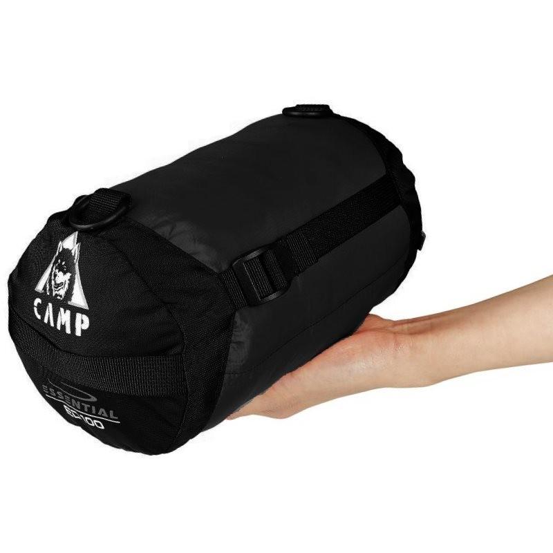 sac de couchage duvet l ger et compact camp ed 200 plus. Black Bedroom Furniture Sets. Home Design Ideas