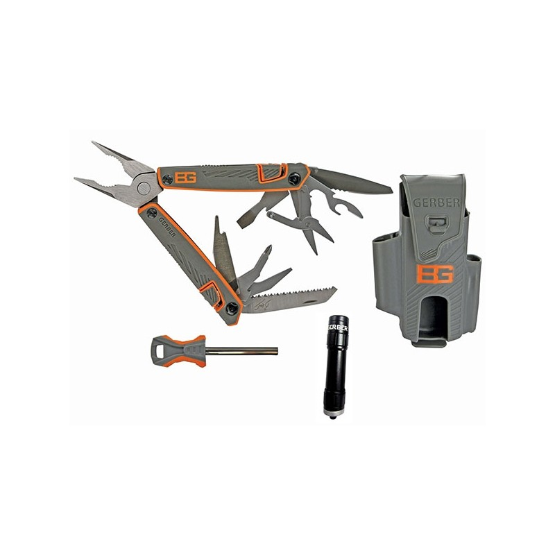 outil bear grylls survival tool pack gerber. Black Bedroom Furniture Sets. Home Design Ideas