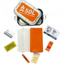 Kit de survie SOL Traverse Survival Kit