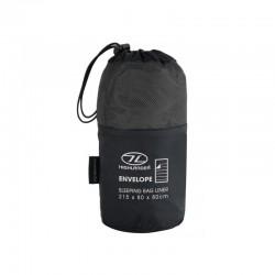 Drap de couchage droit Highlander Envelope Sleeping Bag Liner