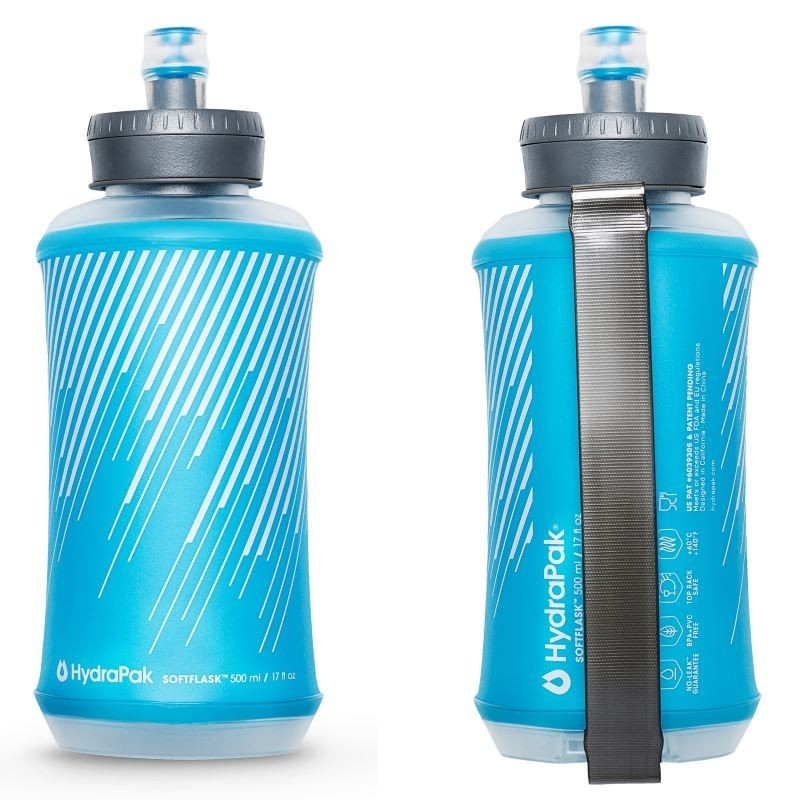 Gourde souple Hydrapak Softflask 500 ml