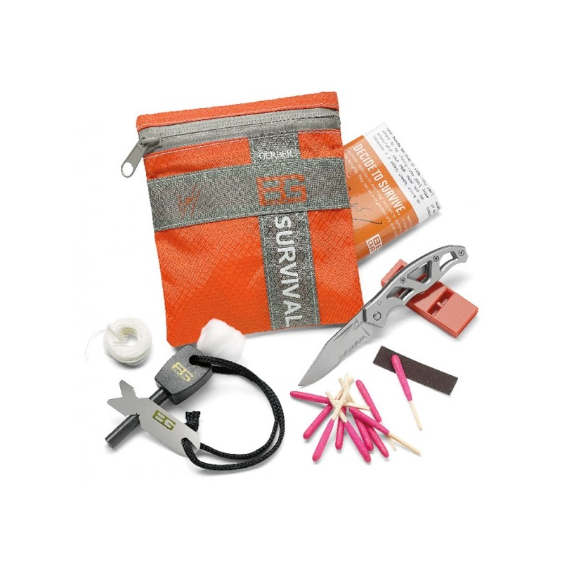 Photo, image du kit de survie Basic Kit en vente