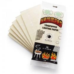Papier allume-feu Bushcraft BCB Hammaro