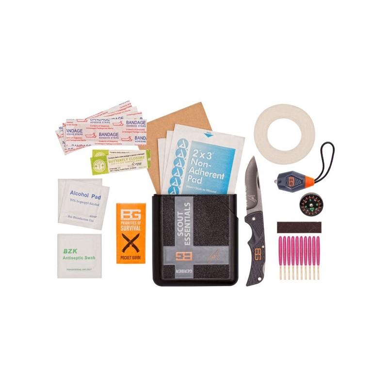 Photo, image du pack de survie Scout Essential Kit en vente