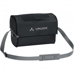 Sacoche pour guidon de vélo Vaude Aqua Box noire
