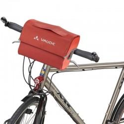 Sacoche pour guidon de vélo Vaude Aqua Box rouge