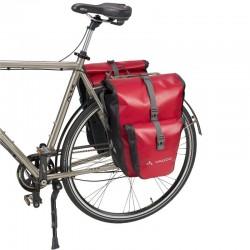 Sacoche arrière vélo Vaude Aqua Back Plus noire (lot de 2)