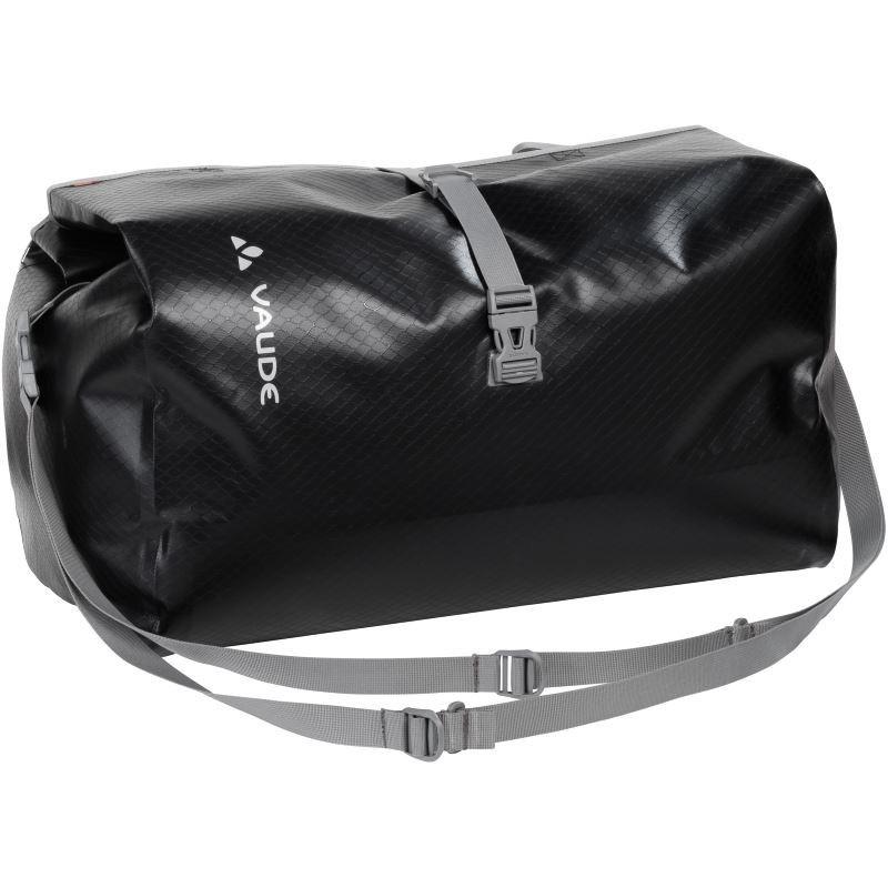 Sacoche porte-bagage vélo Vaude Top Case PL noire