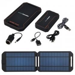 Panneau solaire + batterie Powertraveller Extreme