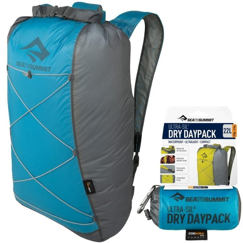 Ultra À To Sac 22l Dos Dry Daypack Étanche Sil Sea Summit bfvYgy76