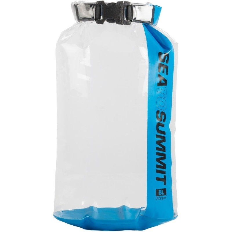 Sac étanche transparent Clear Stopper 8 litres Sea to Summit