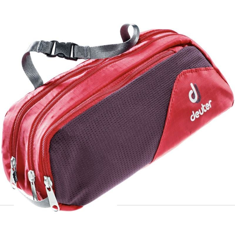 Trousse de toilette Deuter Wash Bag Tour 2 rouge