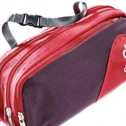 Trousse de toilette Deuter Wash Bag Tour 2 rouge