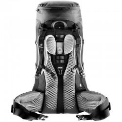 Sac à dos Deuter Aircontact Lite 60+10 SL Graphite Black