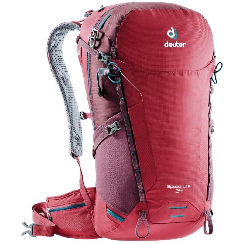 Sac à dos Deuter Speed Lite 24 Cranberry Maron