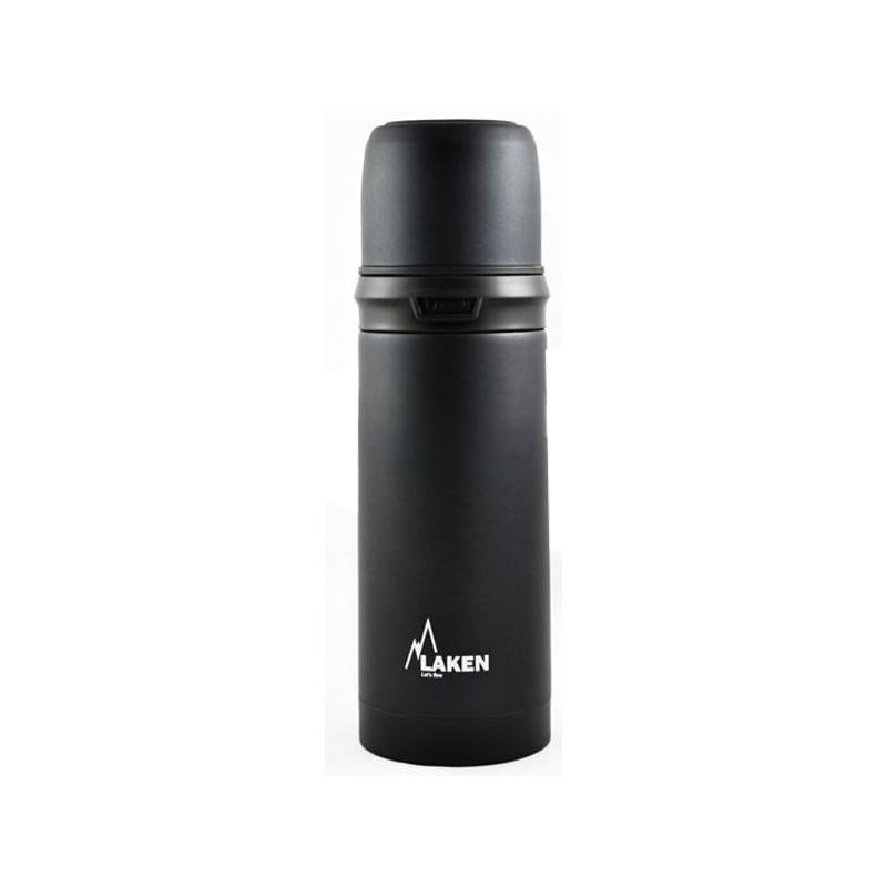 Thermos Inox Laken 0.5L noir
