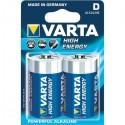 Piles Varta D LR20 1.5V par 2