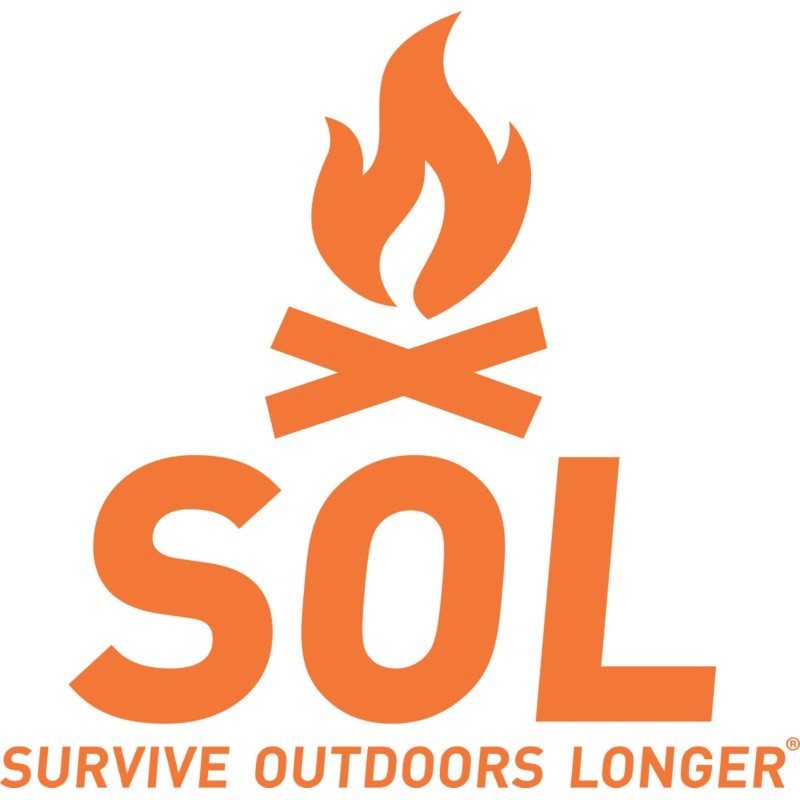 le feu lite Adventure medical sol Scout Kit de survie couverture sifflet /& more!