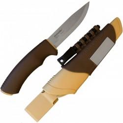 Couteau De Survie Mora Bushcraft Survival Désert