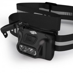 Lampe frontale Silva Scout RC USB