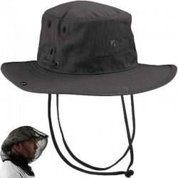 Chapeau avec moustiquaire...