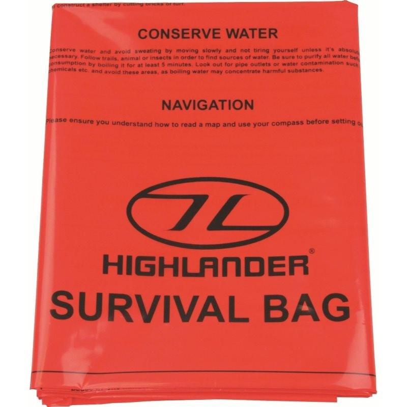 Sac de survie Highlander Double Survival Bag