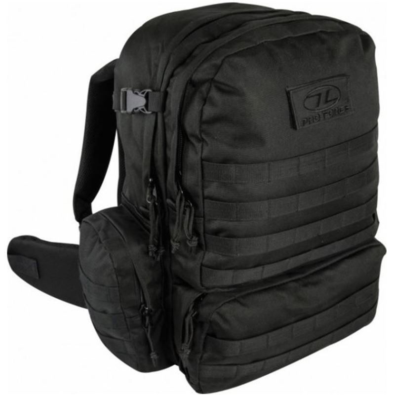 Sac à dos Highlander M50 Pack Black