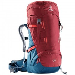 Sac à dos enfant Deuter Fox 40 Cranberry Steel