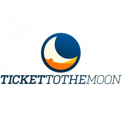 Logo marque Ticket To The Moon