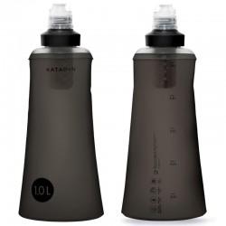 Gourde souple avec filtre à eau Katadyn BeFree Tactical