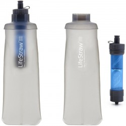 Filtre et gourde Lifestraw Flex Basic