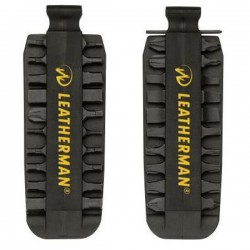 Kit de 21 embouts Leathermann