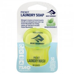 Lessive en feuilles Pocket Laundry Soap Sea to Summit