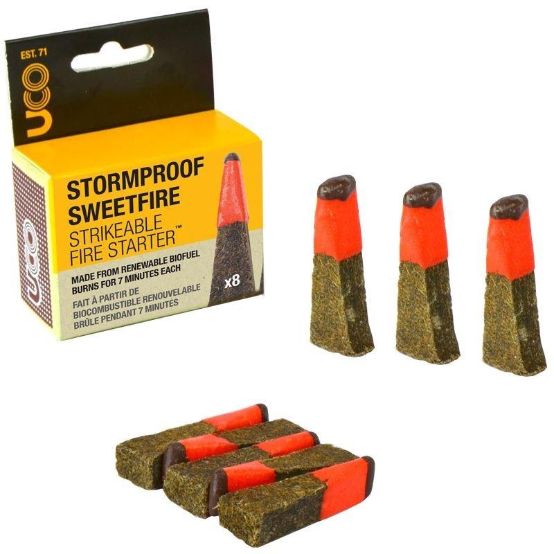 Allumettes allume-feu UCO Stormproof Sweetfire