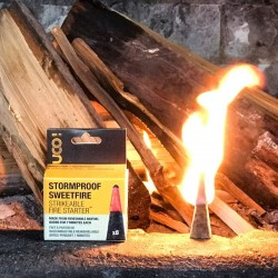 Allumettes étanches UCO Stormproof Sweetfire