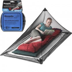 Moustiquaire simple Mosquito Pyramid Net Sea To Summit