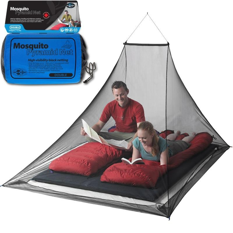 Moustiquaire double Mosquito Pyramid Net Sea To Summit