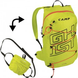 Sac à dos ultra léger Camp Ghost jaune