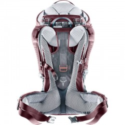 Porte-bébé Deuter Kid Comfort bordeaux