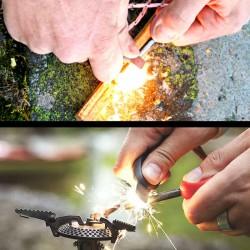 Light My Fire Firesteel Bio Scout rouge