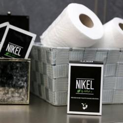Papier toilette Nikel