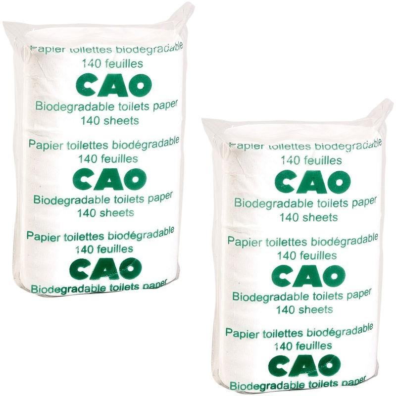 Papier toilette de randonnée CAO