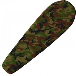 Sac de couchage enfant militaire armée camouflage