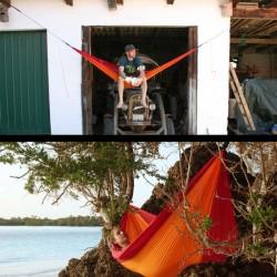 Adventure Hammock Fire Amazonas
