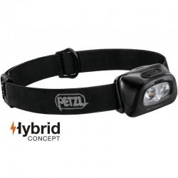 Lampe frontale Petzl Tactikka Plus Hybrid noire